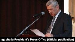 Бывший глава Минфина Ингушетии Руслан Цечоев