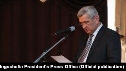 Бывший министр Минфина Ингушетии Руслан Цечоев