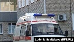 Машина скорой помощи, архивное фото