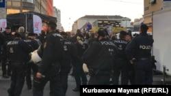 Кхелан гIишло чIогIа ларйеш яра Австрин полицино.