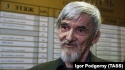 Russian historian Yury Dmitriyev