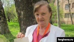 Yelena Urlaeva has been incarcerated repeatedly by the Uzbek authorities since 2001.