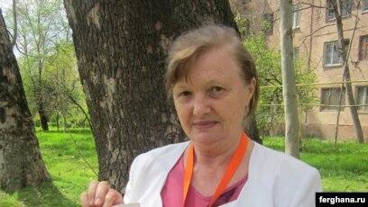 Правозащитницу Елену Урлаеву выпустили из психиатрической больницы