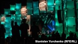 Koktebel Jazz Festival в Чорноморську, 24 серпня 2017 року