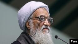 محمد علی موحدی کرمانی دبیر کل جامعهروحانیت مبارز