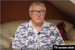 G.Orlov - taniqli sport sharhlovchisi, videobloger