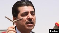 محمد عسکری، سخنگوی وزارت دفاع عراق