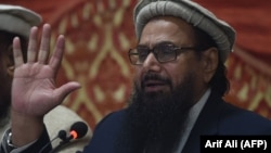 Pakistani Islamist leader Hafiz Saeed