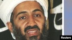 Осама бен Ладен.