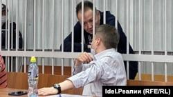 Айрат Дильмухаметов на суде в Самаре. Август 2020 года