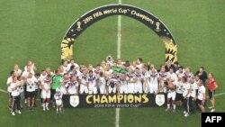 Збірна Німеччини – переможець Чемпіонату світу з футболу 2014 року