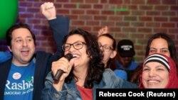 Përfaqësuesja e zgjedhur demokrate, Rashida Tlaib