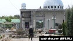 Azady metjidi, Aşgabat, 13-nji aprel, 2017.