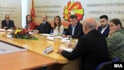 Кандидатите за градоначаници на Град Скопје потпишаа Кодекс за фер и демократски избори.
