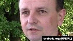 Баранавіцкі грамадзкі актывіст Рыгор Грык.