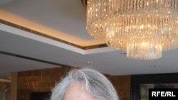 ПИАКтын Башкы катчысы, германиялык чыгыш таануучу профессор Барбара Келлнер-Хайнкеле. Хух-Хото, Ички Монголия, Кытай. 2009-жылдын 27-июлу.