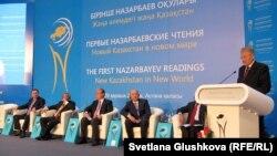 «Бірінші Назарбаев оқулары - Жаңа әлемдегі жаңа Қазақстан» форумы. Астана, 29 қараша 2012 жыл.