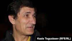 Игорь Шубин, тренер детско-юношеской спортивной школы в Алматы.