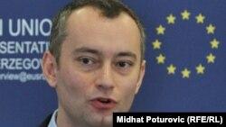 Министерот за надворешни работи на Бугарија Николај Младенов