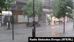 Macedonia-Skopje after rain-13Sep2014