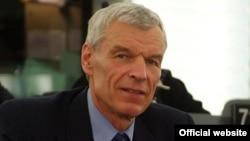 Аўтар праекту рэзалюцыі па сытуацыі ў Беларусі Юстас Палецкіс