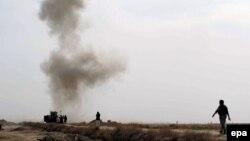 Ооган чек арачыларынын талиптерге каршы жүргүзгөн операциясы. 18-февраль, 2015-жыл.