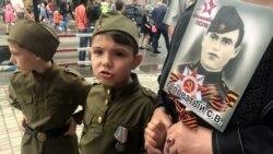 Reportaj în ajunul Zilei Victoriei şi Zilei Europei, marcate în R. Moldova pe 9 mai