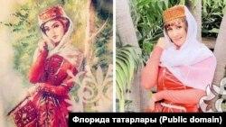 Флорида татарлары татар рәссамнары әсәрләрен сурәтләде