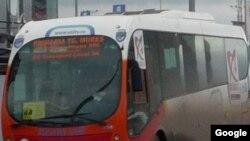 Autobuz produs la Brașov