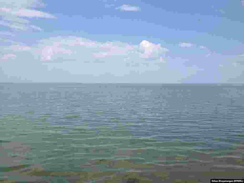 Арал теңізі.