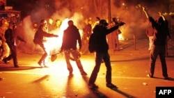 Франція – Загальнонаціональний страйк з вимогою збільшення заробітної платні та соціального захисту під час економічної кризи, Париж, 19 березня 2009 р.