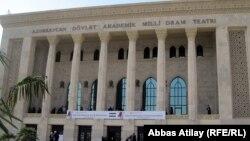 Akamdemik Milli Dram Teatrı