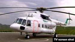 Ми-17 тікұшағы. (Көрнекі сурет).
