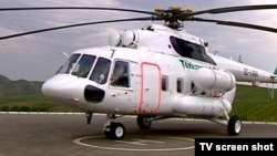 Вертолет Ми-17. Иллюстративное фото.