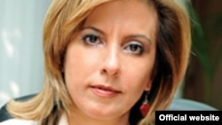 Министерката за култура Елизабета Канческа Милевска