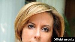 Министерската за култура Елизабета Канческа Милевска