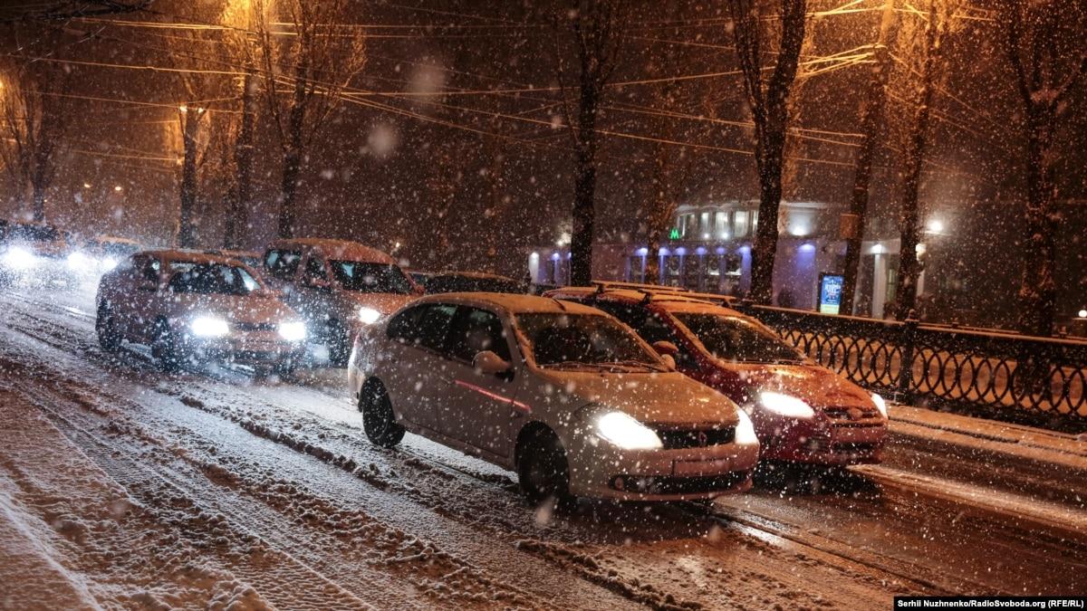 Погода на 5 января: Укргидрометцентр прогнозирует снег в западных и северных областях