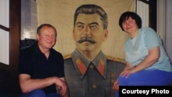 Фотажарт з Сталіным аказаўся прароцкім. Фота зь сямейнага архіву
