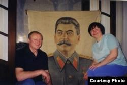 Пётар і Людміла Кучуры, архіўнае фота