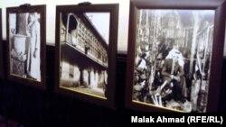 معرض الصور في مهرجان بغداد في السرد العراقي