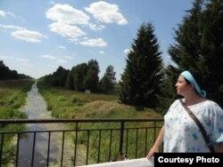 Пачатак ракі Прыпяць у Любомльскім раёне
