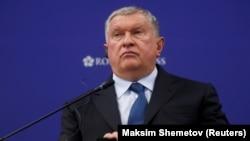"""Rosneftiň"" dolandyryjysy Igor Seçin"