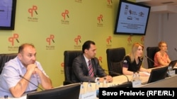 Sa skupa o nezavisnosti pravosuđa, Podgorica, 5. juli 2012.