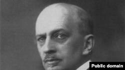 Русский философ Иван Александрович Ильин (1883—1954)