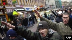 Racist crimes have risen in recent years in Russia