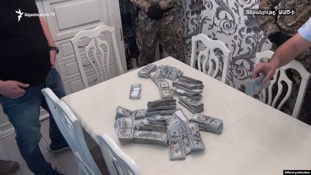 СНБ Армении арестовала генерального директора ООО «Норфолк Консалтинг»