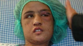 Sahar Gul in a Kabul hospital on December 31