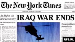 И знаменитой New York Times, и другим газетам приходится сокращать штат