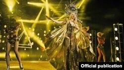 Українська співачка Оля Полякова анонсувала створення в Україні «жіночої партії»