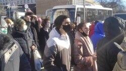 В Ставрополе на акции в поддержку Навального задержаны сто человек